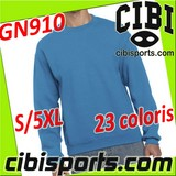 GN910 - HEAVY BLEND SET IN Sweat 50/50 col rond 270