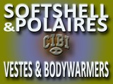 SOFTSHELL, POLAIRES, COUPE-VENT, BODY-WARMERS